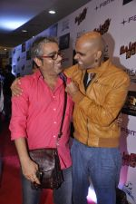 Shashant A Shah, Raghu Ram at Bajatey raho premiere in Mumbai on 25th July 2013 (171).JPG