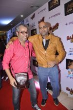 Shashant A Shah, Raghu Ram at Bajatey raho premiere in Mumbai on 25th July 2013 (172).JPG