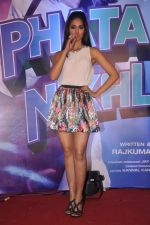 Ileana Dcruz at the Launch of Tu Mere Agal Bagal Hai song from Phata Poster Nikhla Hero in Mehboob, Mumbai on 26th July 2013 (120).JPG