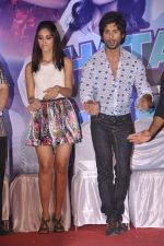Ileana Dcruz, Shahid Kapoor at the Launch of Tu Mere Agal Bagal Hai song from Phata Poster Nikhla Hero in Mehboob, Mumbai on 26th July 2013 (111).JPG