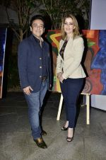 Adnan Sami at Kiran Juneja Sippy_s Respond Foundation launch in Mumbai on 26th July 2013 (138).JPG
