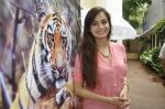 Dia Mirza at Save The Tiger campaign in Press Club, Mumbai on 26th July 2013 (11).JPG