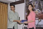 Dia Mirza at Save The Tiger campaign in Press Club, Mumbai on 26th July 2013 (25).JPG