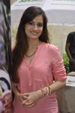 Dia Mirza at Save The Tiger campaign in Press Club, Mumbai on 26th July 2013 (9).JPG