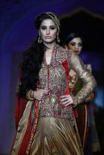 Nargis Fakhri walks for designer Ashima Leena in Delhi on 26th July 2013 (5).jpg