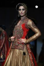 Nargis Fakhri walks for designer Ashima Leena in Delhi on 26th July 2013 (8).jpg