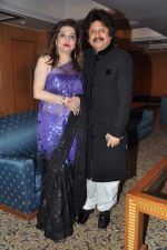 Pankaj Udhas at Pankaj Udhas_s Khazana concert in Trident, Mumbai on 26th July 2013 (45).JPG