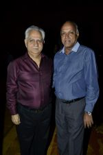 Ramesh Sippy, Manmohan Sippy at Kiran Juneja Sippy_s Respond Foundation launch in Mumbai on 26th July 2013 (19).JPG