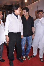 Sanjay Khan, Zayed Khan at Sharad Pawar_s Iftar Party in Hajj House, Mumbai on 26th July 2013 (59).JPG