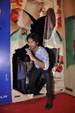 Shahid Kapoor at the Launch of Tu Mere Agal Bagal Hai song from Phata Poster Nikhla Hero in Mehboob, Mumbai on 26th July 2013 (139).JPG