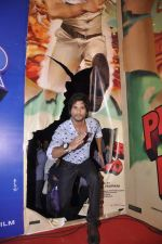 Shahid Kapoor at the Launch of Tu Mere Agal Bagal Hai song from Phata Poster Nikhla Hero in Mehboob, Mumbai on 26th July 2013 (150).JPG