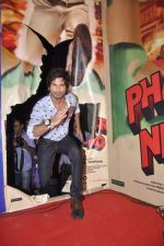 Shahid Kapoor at the Launch of Tu Mere Agal Bagal Hai song from Phata Poster Nikhla Hero in Mehboob, Mumbai on 26th July 2013 (151).JPG