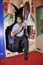 Shahid Kapoor at the Launch of Tu Mere Agal Bagal Hai song from Phata Poster Nikhla Hero in Mehboob, Mumbai on 26th July 2013 (152).JPG