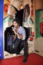 Shahid Kapoor at the Launch of Tu Mere Agal Bagal Hai song from Phata Poster Nikhla Hero in Mehboob, Mumbai on 26th July 2013 (154).JPG