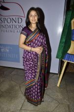 Sunidhi Chauhan at Kiran Juneja Sippy_s Respond Foundation launch in Mumbai on 26th July 2013 (57).JPG