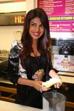 Priyanka Chopra launched her celebrity milkshake The Exotic at world famous Millions of Milkshakes in California on 25th July 2013 (25).jpg