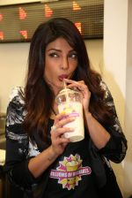 Priyanka Chopra launched her celebrity milkshake The Exotic at world famous Millions of Milkshakes in California on 25th July 2013 (29).jpg