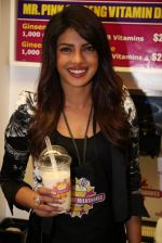 Priyanka Chopra launched her celebrity milkshake The Exotic at world famous Millions of Milkshakes in California on 25th July 2013 (30).jpg