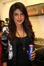 Priyanka Chopra launched her celebrity milkshake The Exotic at world famous Millions of Milkshakes in California on 25th July 2013 (33).jpg