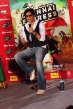 Shahrukh Khan visits Fun Cinemas in Bhopal to promote Chennai Express on 27th July 2013 (15).JPG