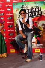 Shahrukh Khan visits Fun Cinemas in Bhopal to promote Chennai Express on 27th July 2013 (16).JPG