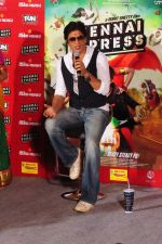 Shahrukh Khan visits Fun Cinemas in Bhopal to promote Chennai Express on 27th July 2013 (18).JPG