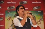 Shahrukh Khan visits Fun Cinemas in Bhopal to promote Chennai Express on 27th July 2013 (30).JPG