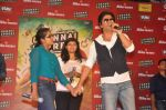 Shahrukh Khan visits Fun Cinemas in Bhopal to promote Chennai Express on 27th July 2013 (33).JPG