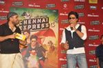 Shahrukh Khan visits Fun Cinemas in Bhopal to promote Chennai Express on 27th July 2013 (34).JPG