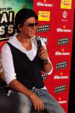 Shahrukh Khan visits Fun Cinemas in Bhopal to promote Chennai Express on 27th July 2013 (4).JPG