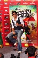Shahrukh Khan visits Fun Cinemas in Bhopal to promote Chennai Express on 27th July 2013 (7).JPG