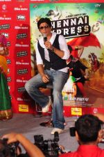Shahrukh Khan visits Fun Cinemas in Bhopal to promote Chennai Express on 27th July 2013 (8).JPG