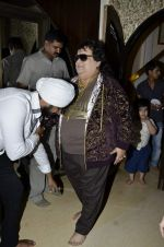Bappi Lahiri launches Ramji Saturday Night album in Juhu, Mumbai on 28th July 2013 (40).JPG