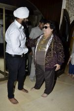 Bappi Lahiri launches Ramji Saturday Night album in Juhu, Mumbai on 28th July 2013 (41).JPG