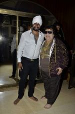 Bappi Lahiri launches Ramji Saturday Night album in Juhu, Mumbai on 28th July 2013 (44).JPG