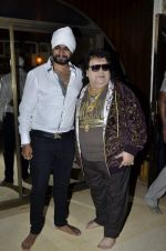 Bappi Lahiri launches Ramji Saturday Night album in Juhu, Mumbai on 28th July 2013 (45).JPG
