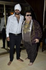 Bappi Lahiri launches Ramji Saturday Night album in Juhu, Mumbai on 28th July 2013 (46).JPG