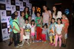 Mini Mathur, Maria Goretti at The Smurfs 2 premiere in Mumbai on 28th July 2013 (1).JPG