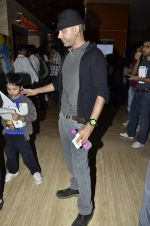 Raghu Ram at The Smurfs 2 premiere in Mumbai on 28th July 2013 (12).JPG