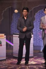 Shahrukh Khan on the sets of Diya aur Baati in Filmcity, Mumbai on 28th July 2013 (15).JPG