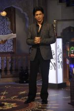 Shahrukh Khan on the sets of Diya aur Baati in Filmcity, Mumbai on 28th July 2013 (7).JPG