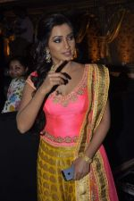 Shreya Ghoshal on the sets of Indian Idol Junior in Filmcity, Mumbai on 28th July 2013 (42).JPG