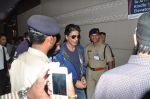 Shahrukh Khan leaves for London in Mumbai Airport on 29th July 2013 (7).JPG
