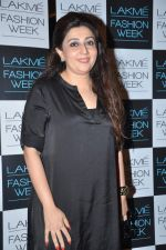 Archana Kochhar at Lakme Fashion Week Winter Festive 2013 Press Conference in Mumbai on 31st July 2013 (14).JPG