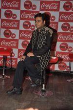 A R Rahman at MTV Season 3 in Blue Frog, Mumbai on 1st Aug 2013 (17).JPG