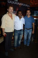 Raj Zutshi, Dibyendu Bhattacharya, Pawan Malhotra  at Screening of the film B.A. Pass in Mumbai on 1st Aug 2013 (14).JPG