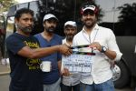 Ayushmann Khurrana on sets of Madras Cafe.JPG