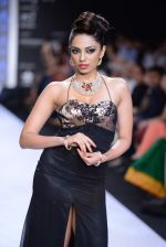 Shobita Dhulipalia walks the ramp for International Gemological Institute on Day 3 of IIJW 2013 on 6th Aug 2013 (45).JPG