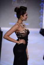 Shobita Dhulipalia walks the ramp for International Gemological Institute on Day 3 of IIJW 2013 on 6th Aug 2013 (54).JPG
