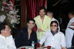 Hrithik Roshan, Zayed Khan, Sanjay Khan at Sanjay and Zareen Khan_s Iftar party in Sanjay Khan_s Residence, Mumbai on 6th Aug 2013 (287).JPG